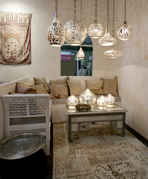 Egyptian mother of pearl furniture