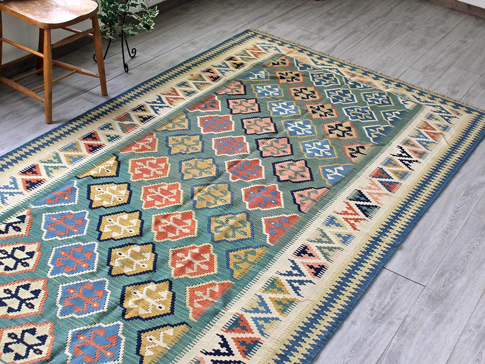 Qashkai kilim