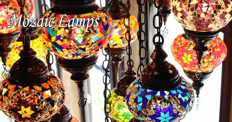 Mosaic lamp Turkey