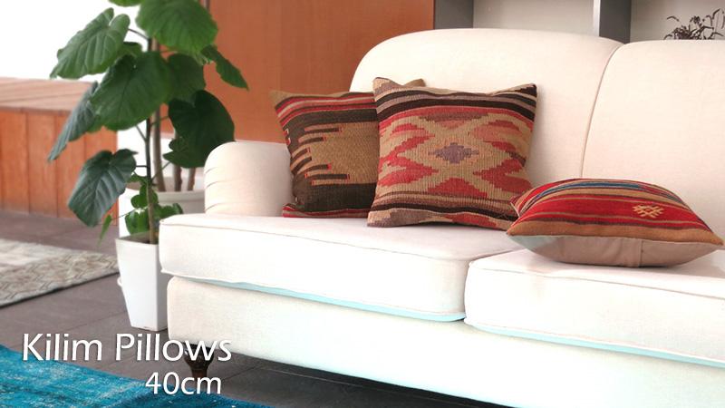 kilim Cushion Turkish